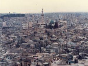 1989年のアレッポ